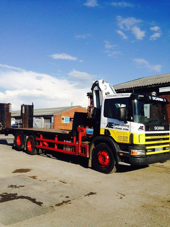 Low Loader Hire & Machinery Removal Specialists