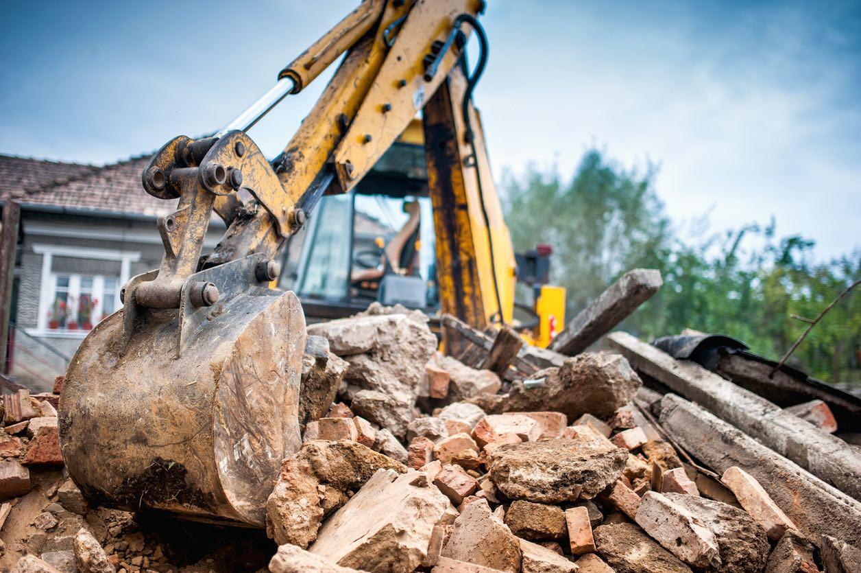 Demolition Equipment for Hire
