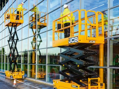 Lifting Scissor and Access hire
