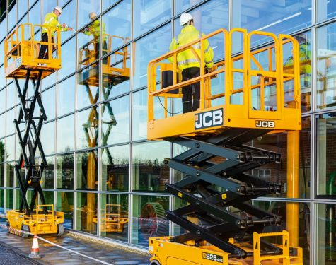 Scissor Lift & Access Hire. JCB Scissor Lifts