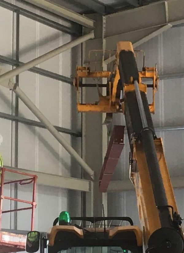 Telehandlers and Access Hire