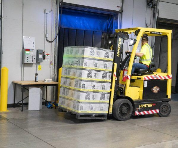 Lift & Shift - Forklift Truck Hire