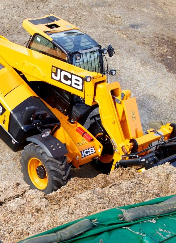 Telehandlers for Hire in Lancashire